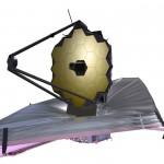 Télescope Spatial James Webb / James Webb Space Telescope (NASA credit)